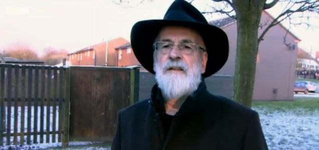 Terry Pratchett's controversial documentary aired on BBC2
