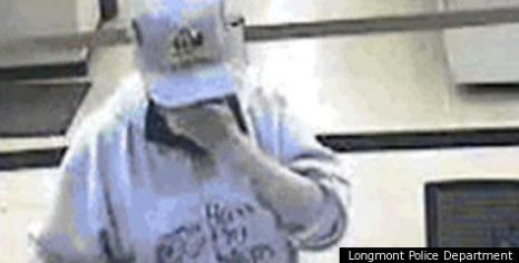 Elderly woman uses Aids threat to rob bank
