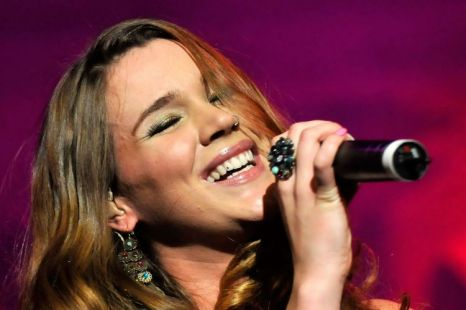 Notes relating to Joss Stone were allegedly found in a car near the star's home in Devon