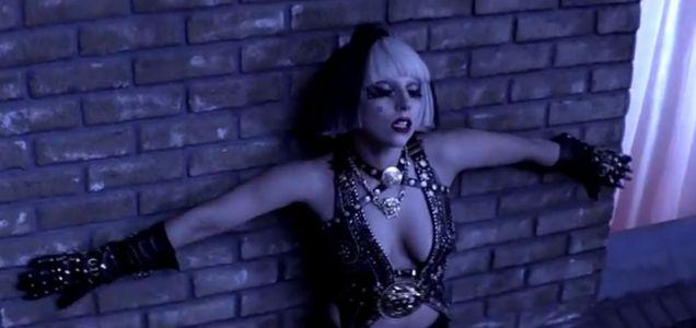 Lady Gaga, Edge Of Glory