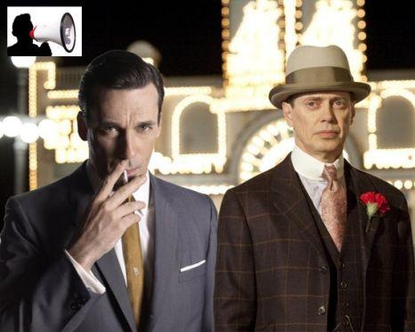 Don Draper Nucky Thompson