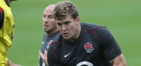 Luke Narraway has been left out of Martin Johnson's training squad for the 2011 World Cup