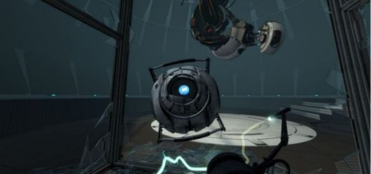 Portal 2 - what can it teach your kids?