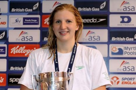Olympics 2012 Rebecca Adlington