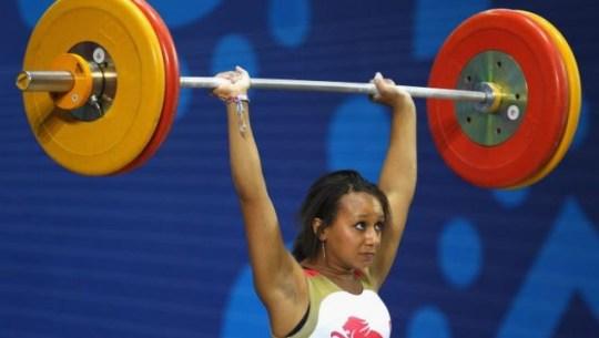 London 2012 Olympics Zoe Smith
