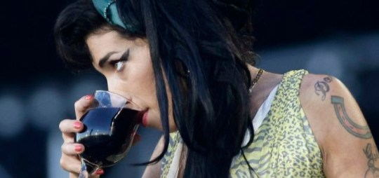 Amy Winehouse: she's got hacked, as if she didn't already have enough to deal with (Picture: Reuters)