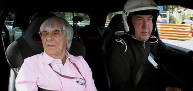 Top Gear Jeremy Clarkson