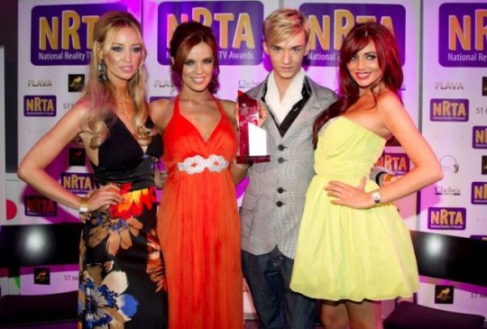The Only Way Is Essex, Lauren Pope, Maria Fowler, Harry Derbridge and Amy Childs, National Reality TV Awards