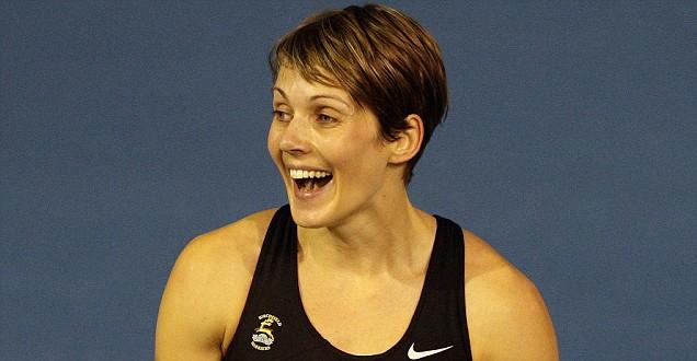 Kelly Sotherton, London 2012 Olympics
