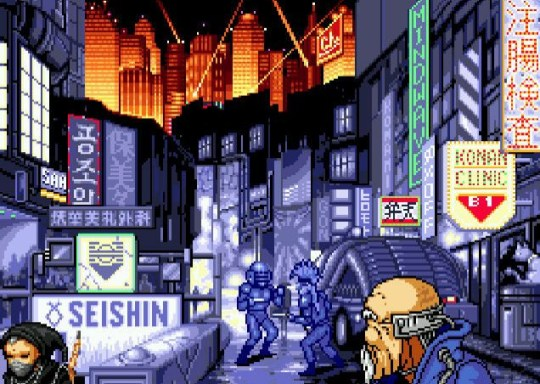 Snatcher - this is what the future looked like in 1988