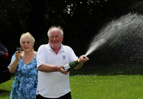 John and Susan Denston
