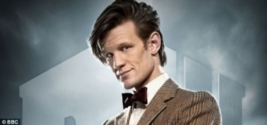 Matt Smith says Doctor Who would rather play chess than a round of hide-the-purple-parsnip