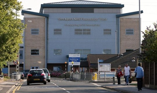 Stepping Hill Hospital Stockport