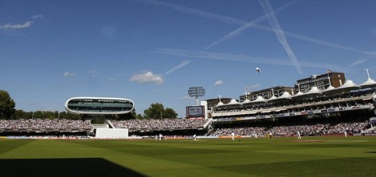 Healthy: Test match cricket still has a future in the modern world of sport (AFP)
