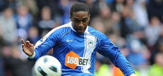 Charles N'Zogbia, Aston Villa, Wigan