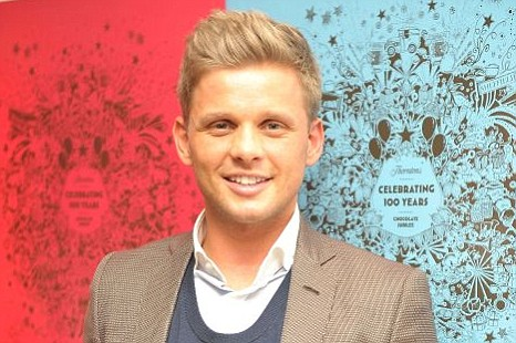Jeff Brazier portrait