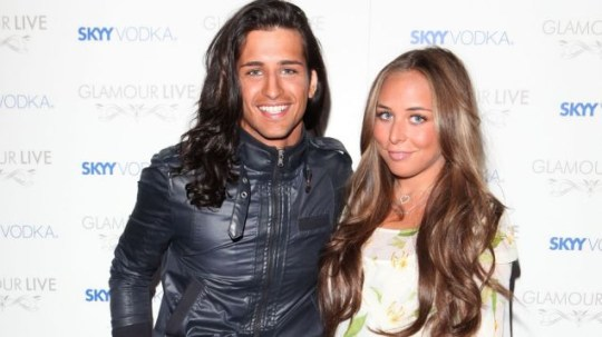 Ollie Locke and Chloe Green are very much together as a straight couple