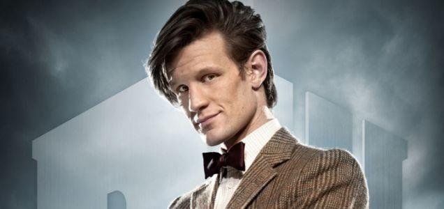 DOCTOR WHO Picture shows: The Doctor (MATT SMITH)