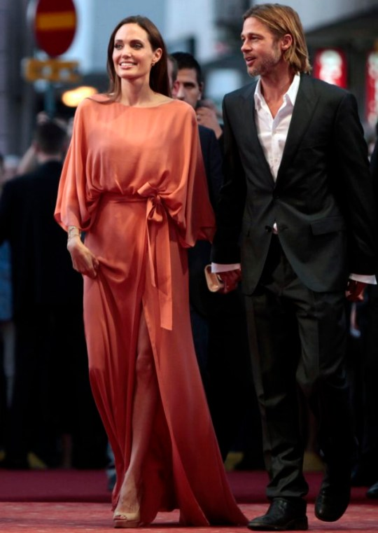 Angelina Jolie Sarajevo Film Festival Bosnia Brad Pitt moving to Cornwall for his film World War Z