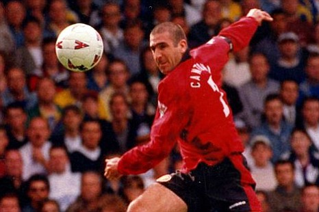 Manchester united legend eric cantona is encouraging fans to register to buy shares in the club as part of a new campaign working with the. Eric Cantona Leaving Manchester United Was Like Kicking Heroin Metro News