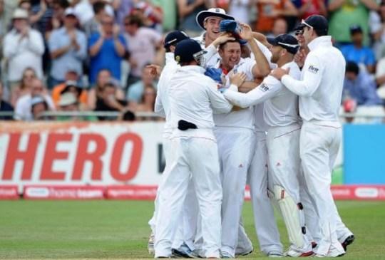 Tim Bresnan England Test