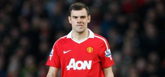 Darron Gibson - Manchester United