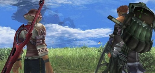 Xenoblade Chronicles (Wii) – the Wii strikes back