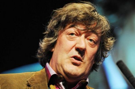 Stephen Fry Sherlock Holmes: A Game Of Shadows
