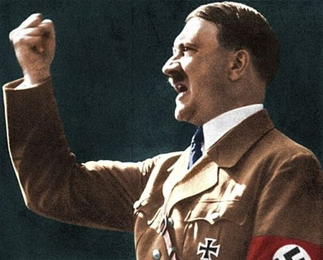 Adolf Hitler nazism, hormone plot