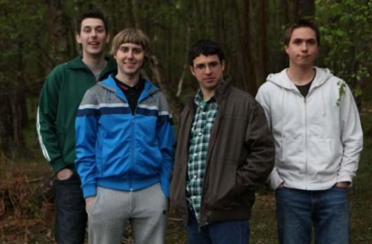 The Inbetweeners movie, Simon Bird, Joe Thomas, James Buckley, Blake Harrison