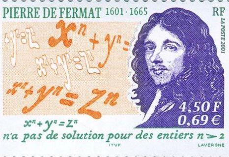 Pierre de Fermat Analytic geometry, google doodle