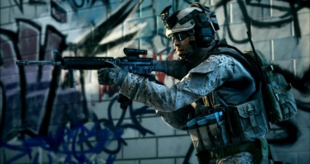Battlefield 3: on target