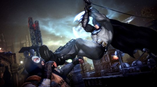 Batman: Arkham City – up to the challenge