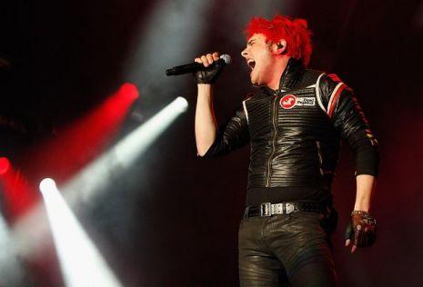 My Chemical Romance, Reading Festival 2011
