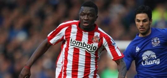 Sulley Muntari spent last year on loan at Sunderland