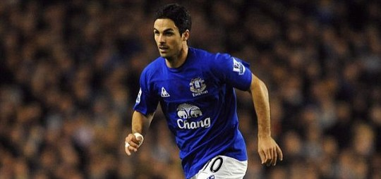Arsenal have signed Mikel Arteta on a four-year-deal from Everton