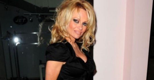 Pamela Anderson Celebrity big Brother