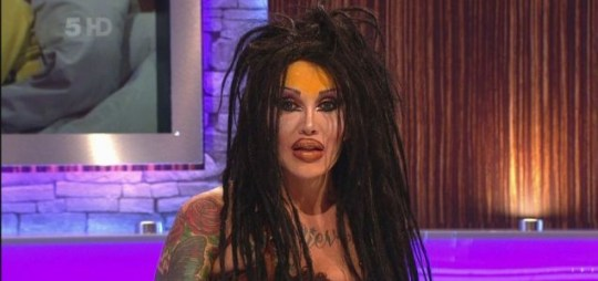 pete burns, celebrity big brother