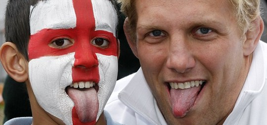 England rugby Lewis Moody