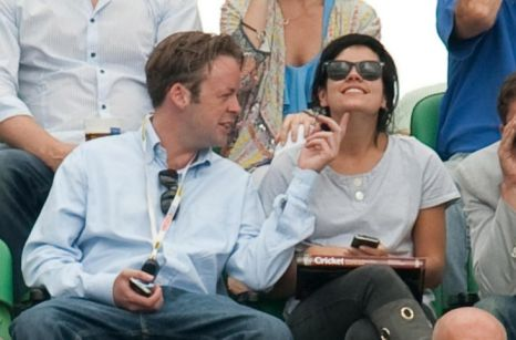 Lily Allen and Sam Cooper, baby