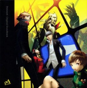 Persona 4 - interactive soundtrack
