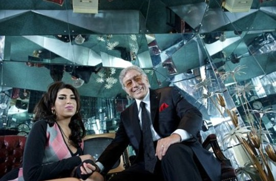 Amy Winehouse's Tony Bennett duet to be released on