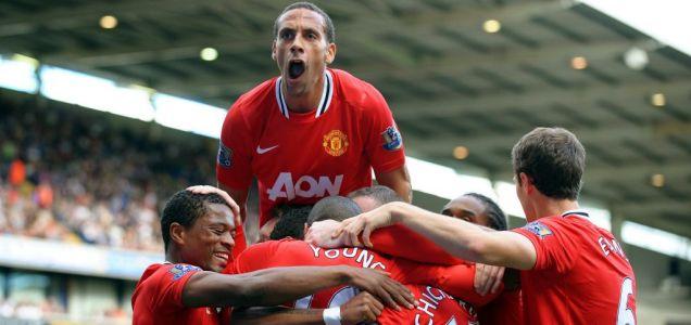 Rio Ferdinand, Phil Jones