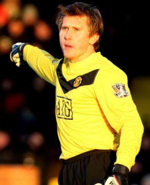 Tomasz Kuszczak, Manchester United