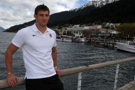 Tom Wood, Rugby World Cup 2011