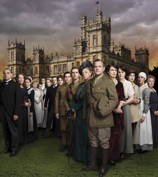 Trade union chief's warning: Britain's turning into a massive Downton Abbey theme park