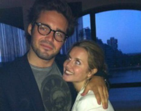 Spencer matthews Caggie Dunlop Made In Chelsea