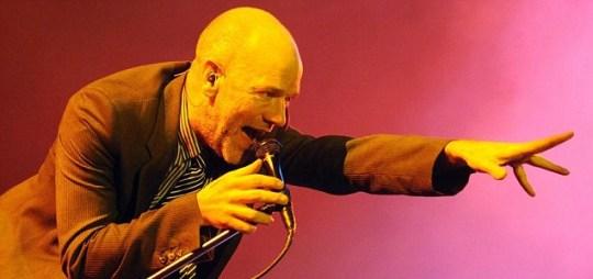 R.E.M. split up, Michael Stipe, losing my religion