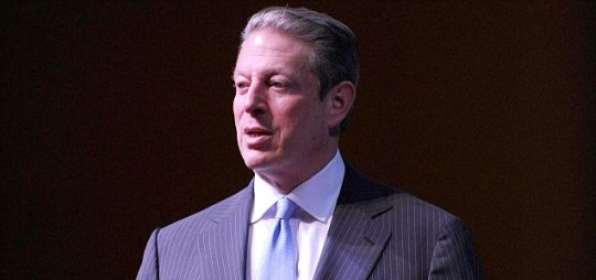 Former US vice president Al Gore, Apple iPhone