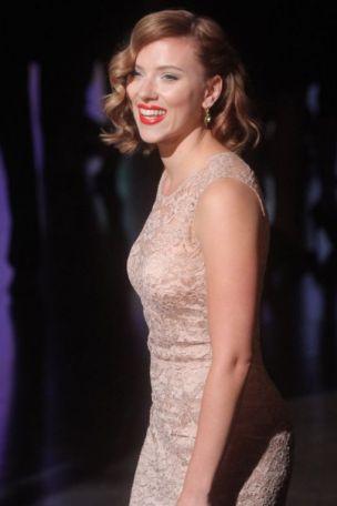 Scarlett Johansson On Naked Photo Scandal: It Feels